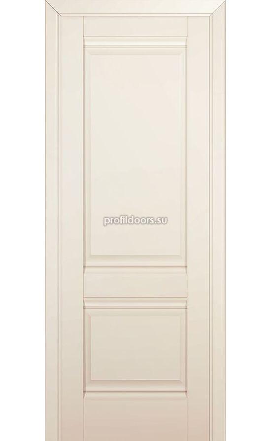 Двери Профильдорс, модель 1U магнолия сатинат, глухое (U классика) в Крыму