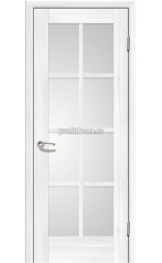 Двери Профильдорс, модель 101Х Пекан белый (х классика) в Крыму