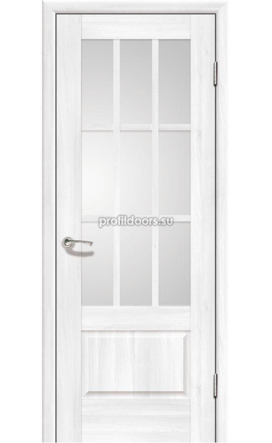 Двери Профильдорс, модель 104Х Пекан белый (х классика) в Крыму
