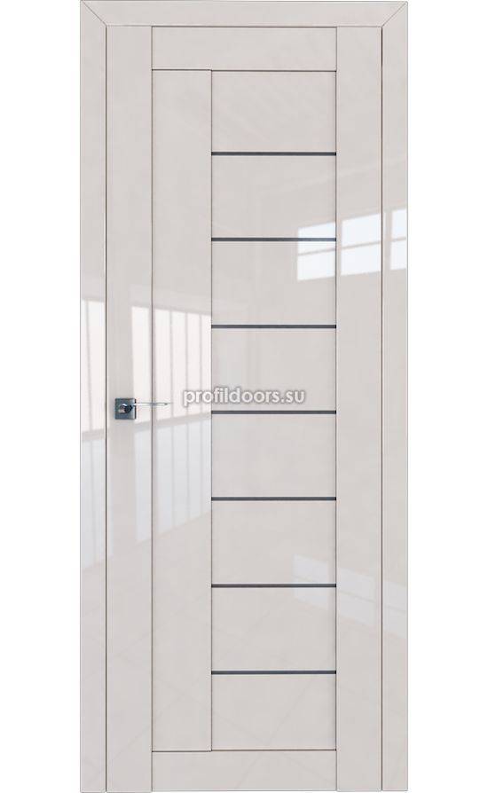 Двери Профильдорс, модель 17L магнолия люкс графит (Серия L) в Крыму