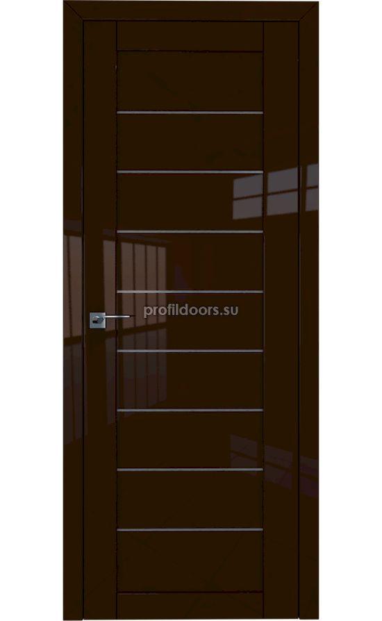 Двери Профильдорс, модель 73L терра графит (Серия L) в Крыму