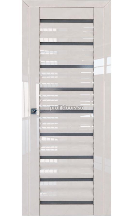 Двери Профильдорс, модель 76L магнолия люкс графит (Серия L) в Крыму