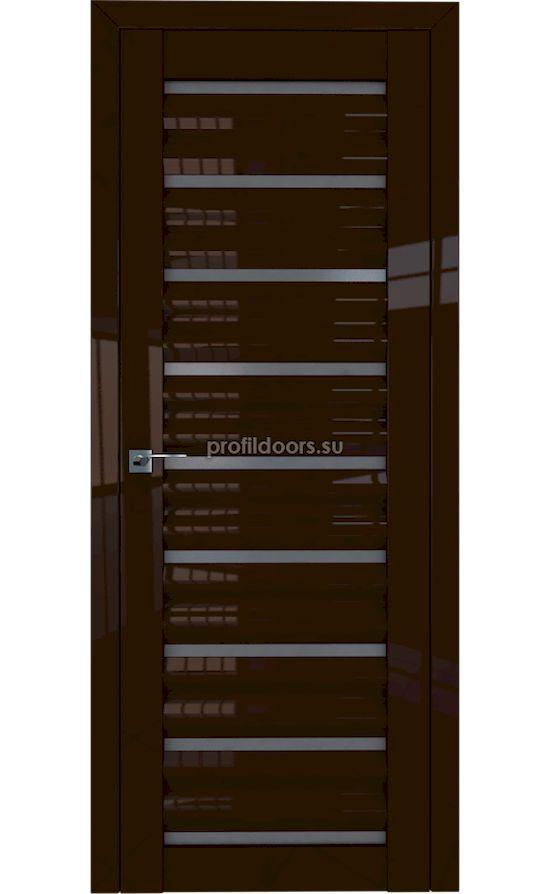 Двери Профильдорс, модель 76L терра графит (Серия L) в Крыму