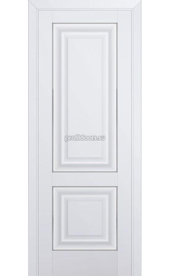 Двери Профильдорс, модель 27U аляска, глухое (U классика) в Крыму