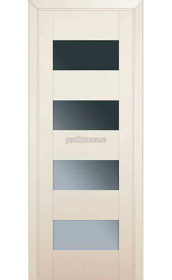 Двери Профильдорс, модель 46u магнолия сатинат стекло (U модерн) в Крыму