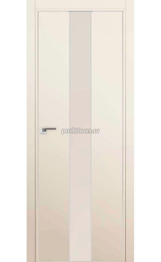 Двери Профильдорс, модель 25E магнолия сатинат перламутр (Серия E MAT) в Крыму
