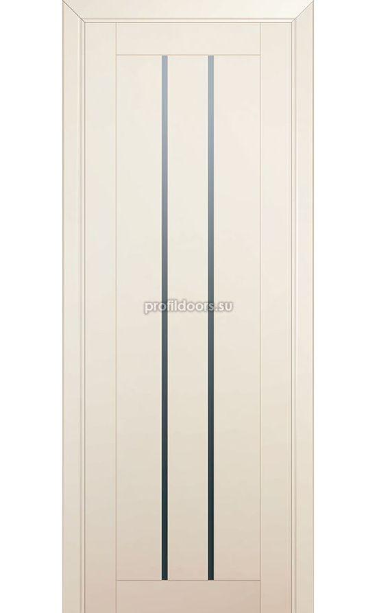 Двери Профильдорс, модель 49u магнолия сатинат стекло (U модерн) в Крыму