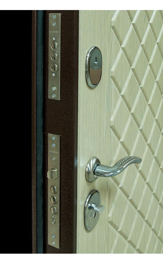 Двери Входная дверь Богатырь (Двери России) в Симферополе