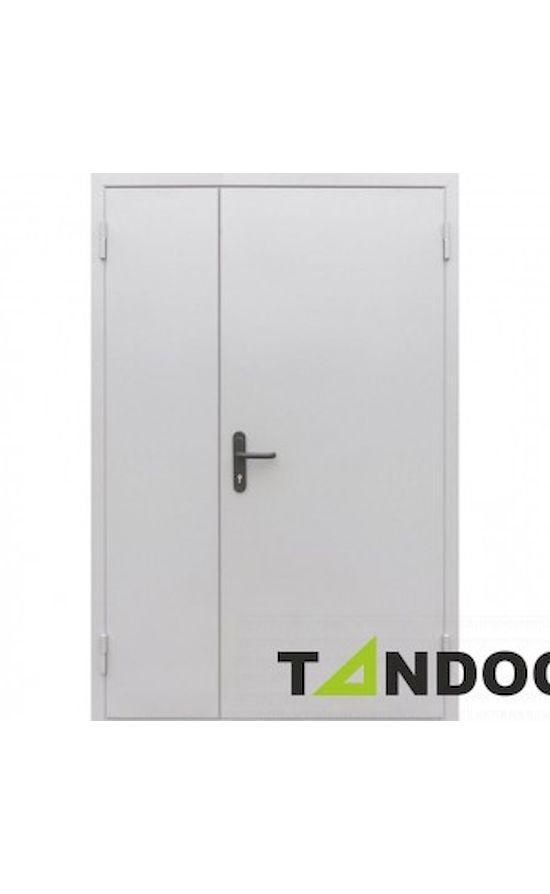 Двери ДПМ-02 Е160 лев RAL7035 в Симферополе