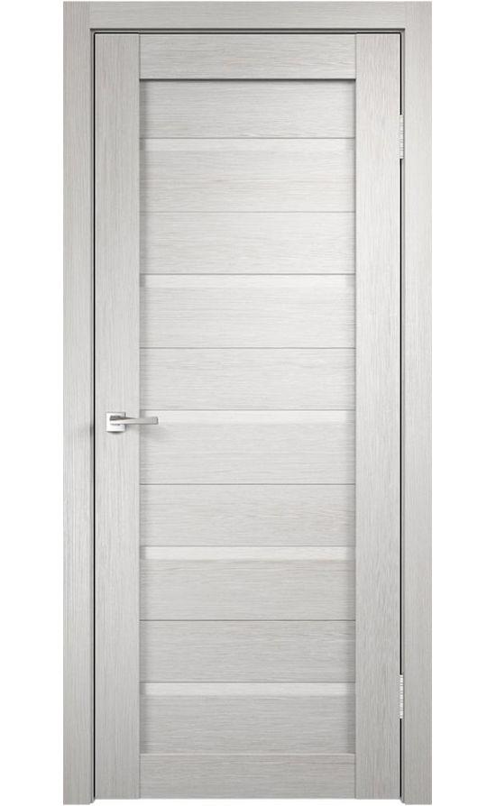 Дверь VellDoris, модель DUPLEX  (дуб беленый, глухая)