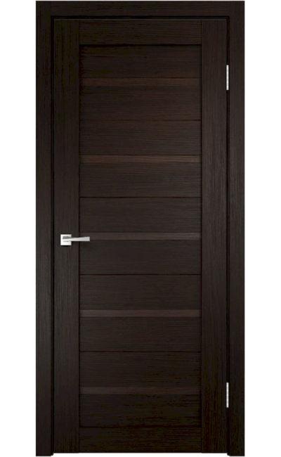 Дверь VellDoris, модель DUPLEX  (венге, глухая)