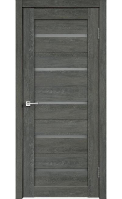 Дверь VellDoris, модель DUPLEX (дуб шале графит, мателюкс)