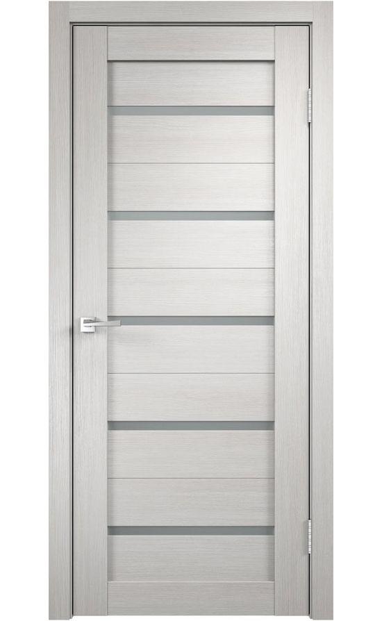 Дверь VellDoris, модель DUPLEX (дуб беленый, мателюкс)