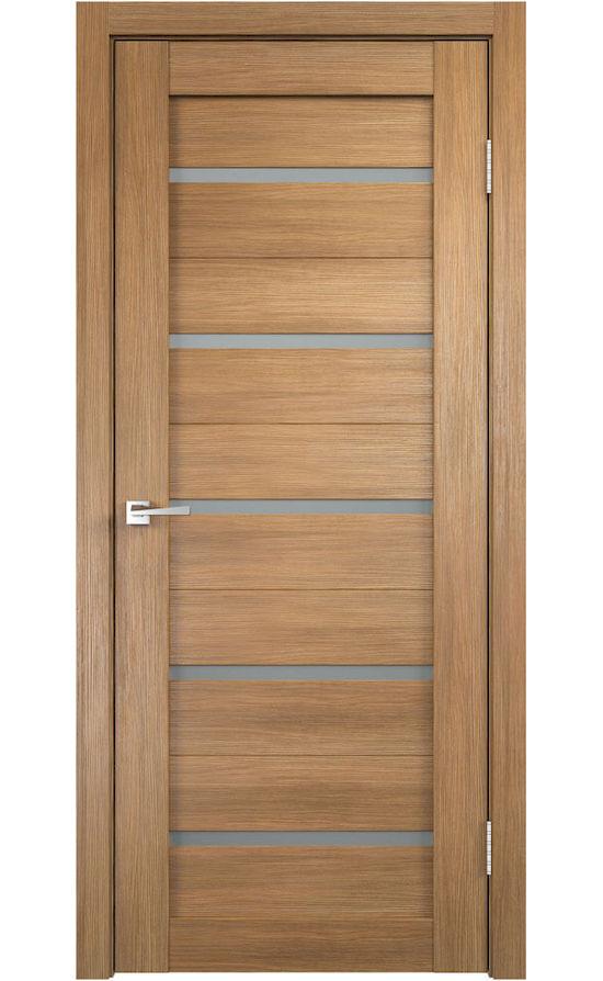 Дверь VellDoris, модель DUPLEX (дуб золотой, мателюкс)