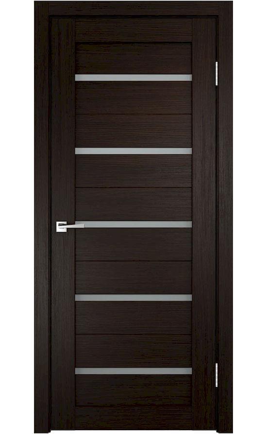 Дверь VellDoris, модель DUPLEX (венге, мателюкс)
