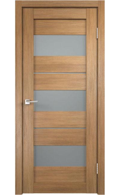 Дверь VellDoris, модель DUPLEX 12 (дуб золотой, мателюкс)