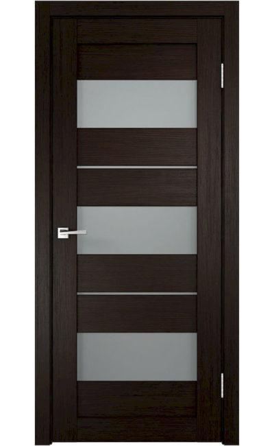 Дверь VellDoris, модель DUPLEX 12 (венге, мателюкс)