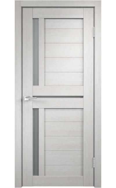 Дверь VellDoris, модель DUPLEX 3 (дуб беленый, мателюкс)