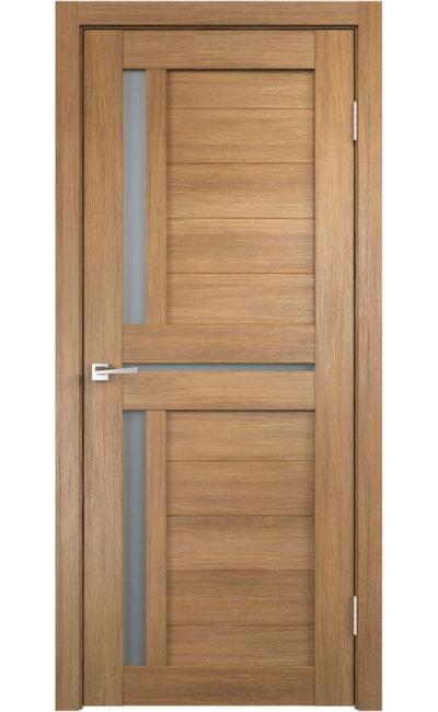 Дверь VellDoris, модель DUPLEX 3 (дуб золотой, мателюкс)