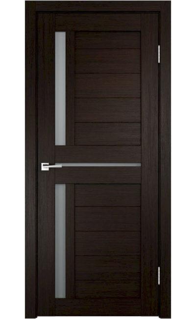 Дверь VellDoris, модель DUPLEX 3 (венге, мателюкс)