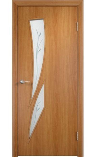Двери Тип С-02 Ф миланский орех в Крыму