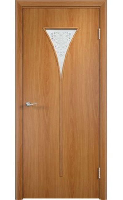Двери Тип С-04 х миланский орех в Крыму