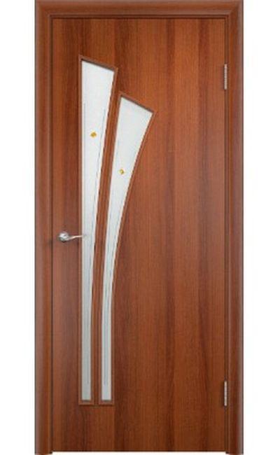 Двери Тип С-07 ф итальянский орех в Крыму