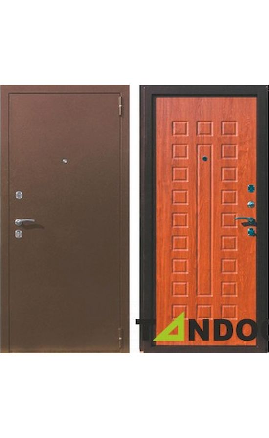 Двери Экстра (Д7) Дуб Рустикальный в Симферополе