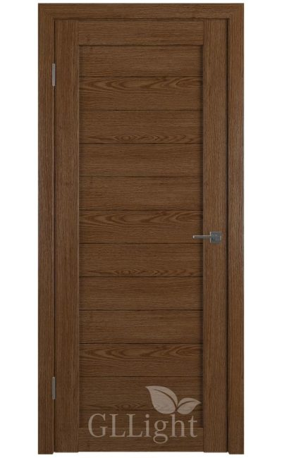 Двери Грин Лайн, модель GLLight 6 (дуб корица) в Симферополе