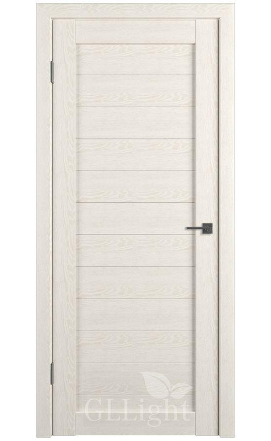 Двери Грин Лайн, модель GLLight 6 (дуб латте) в Симферополе