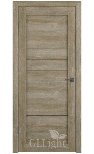 Двери Грин Лайн, модель GLLight 6 (дуб мокко) в Симферополе
