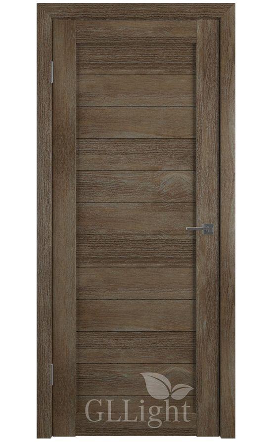 Двери Грин Лайн, модель GLLight 6 (дуб трюфель) в Симферополе