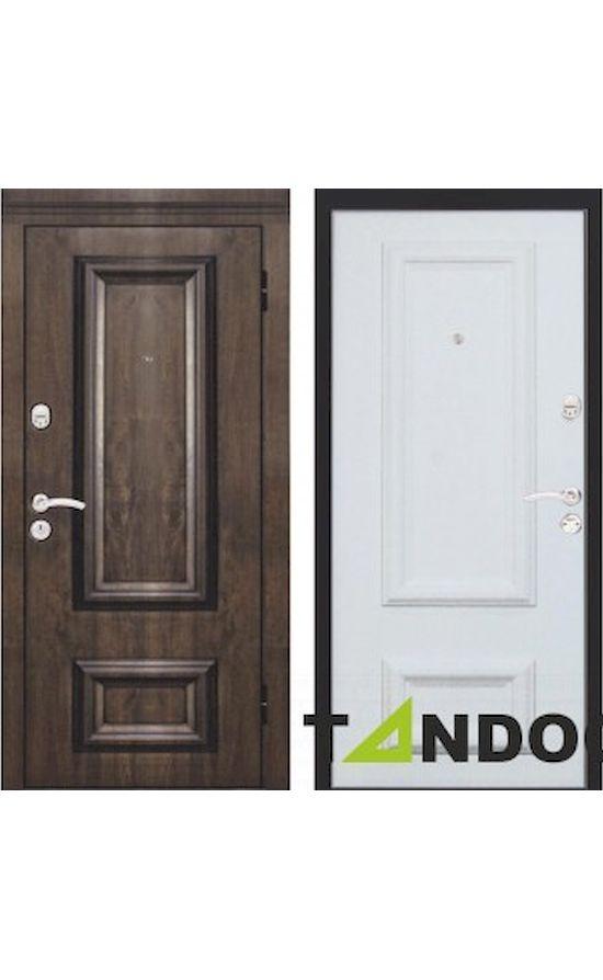 Двери Гранд Securemme Белый супермат в Симферополе