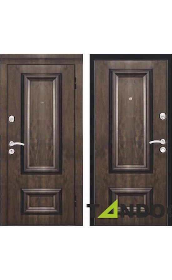 Двери Гранд Securemme Дуб Темный в Симферополе