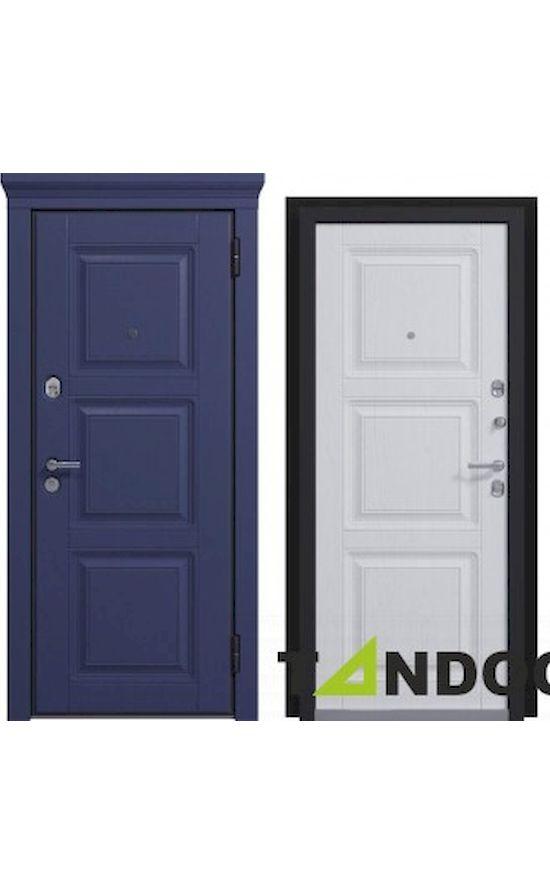 Двери Карат Securemme Дуб полярный в Симферополе