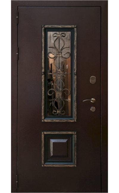 Двери Входная дверь Ковка (Двери России) в Симферополе