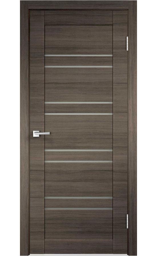 Дверь VellDoris, модель LINEA 8 (дуб серый)