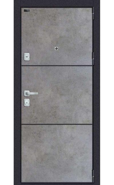 Входные двери в Симферополе - Porta M П50.П50 (AB-4) Dark Concrete/Angel.