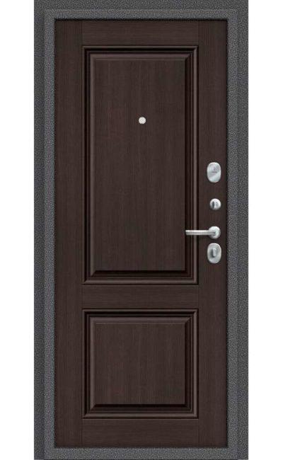 Входные двери в Симферополе - Porta S 104.К32 Антик Серебро Wenge Veralinga.