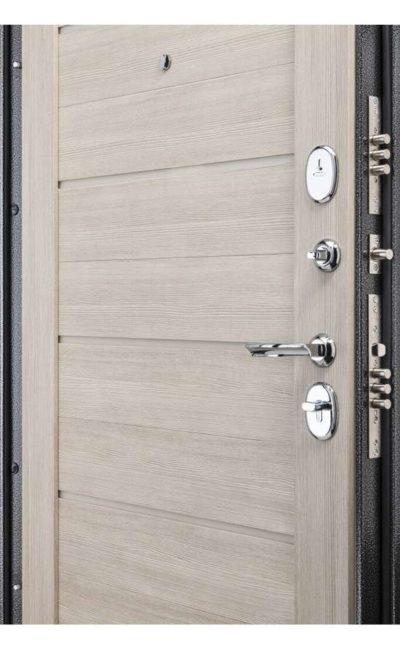 Входные двери в Симферополе - Porta S 104.П22 Антик Серебро Cappuccino Veralinga.