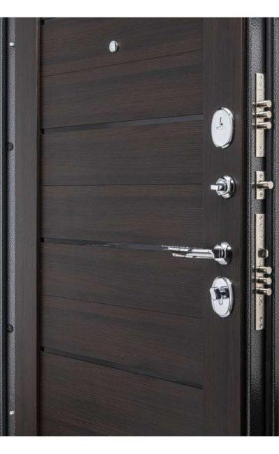 Входные двери в Симферополе - Porta S 104.П22 Антик Серебро Wenge Veralinga.