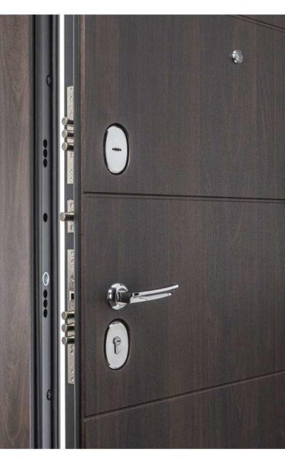 Входные двери в Симферополе - Porta S 4 П22 Almon 28 Bianco Veralinga.