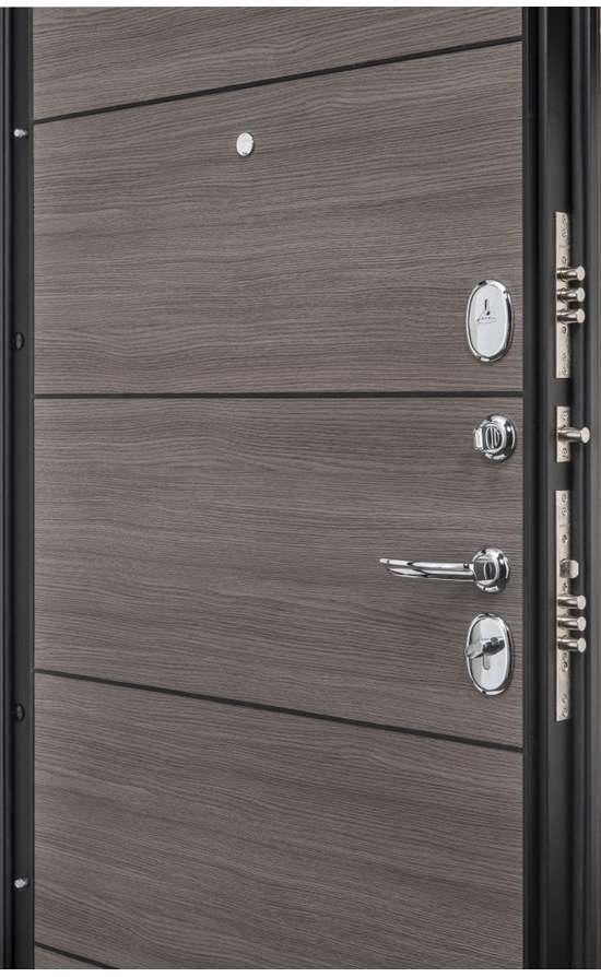 Входные двери в Симферополе - Porta S 4.П50 (AB-6) Almon 28 Grey Veralinga.