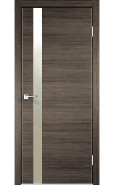 Дверь VellDoris, модель TECHNO Z1 (дуб серый)