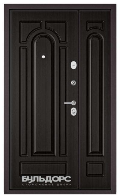 Входная дверь Бульдорс Mega 1200 Венге X-102
